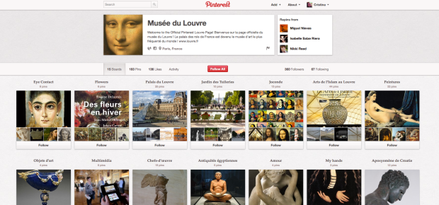 Pinterest Louvre Eidos Blog
