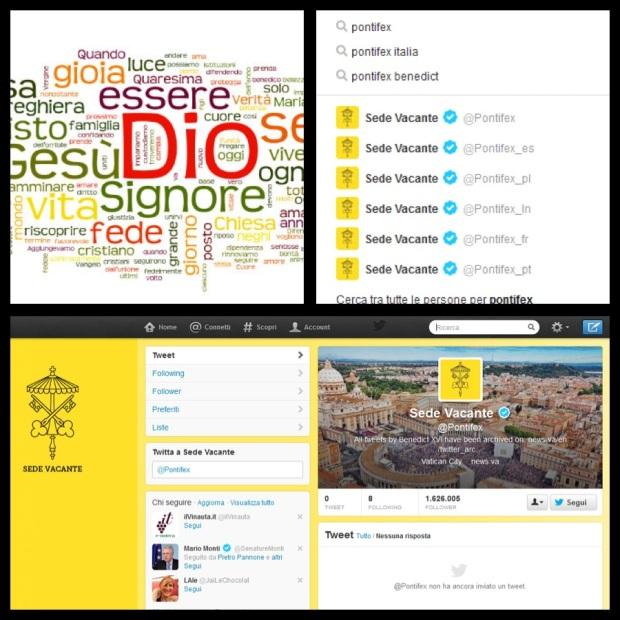 Info Benedetto XVI