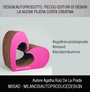 TOTem by MISIAD il pezzo di Agatha Ruiz De La Prada