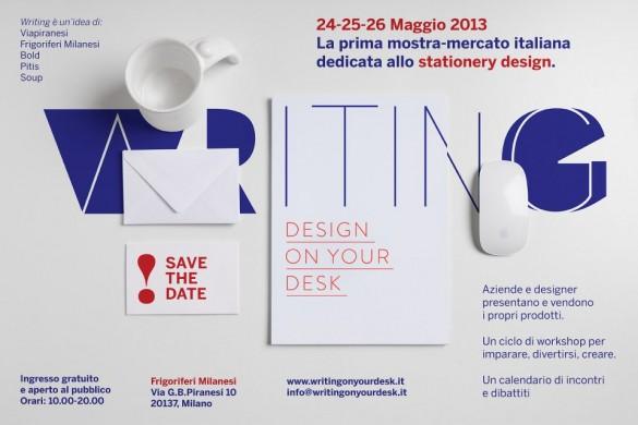 mostra mercato della stationary - Milano 24-26 maggio 2013
