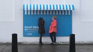 IBM - smart people for smart ideas