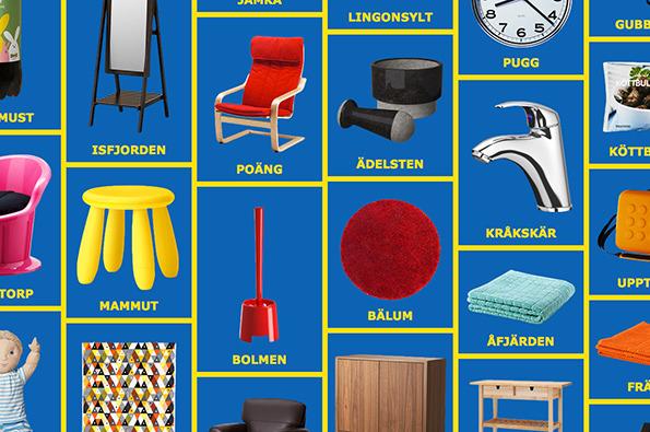 Ikea a lezione di naming la forza delle idee - Ikea tutti prodotti ...