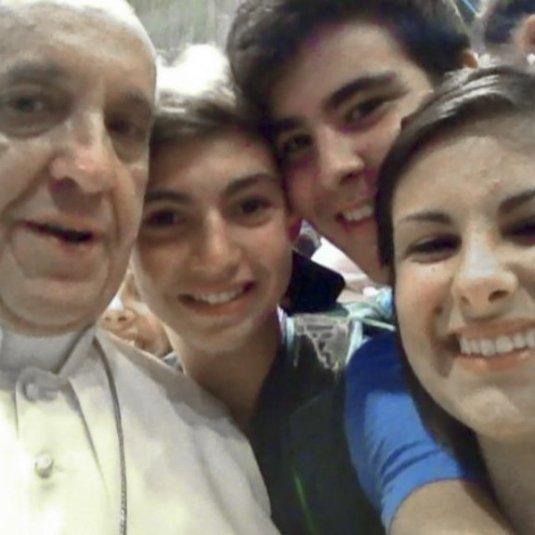 selfie-Papa1