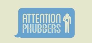 stop phubbing - poster 2 - V1
