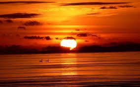 tramonto by altrevista
